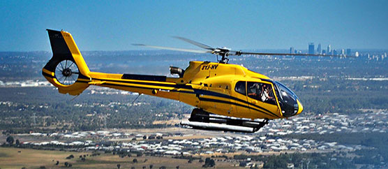 Helicopter Tours Margaret River